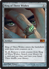 Ring of Three Wishes (M14)
