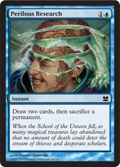 Perilous Research - Foil