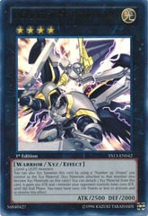 Number C39: Utopia Ray - YS13-EN042 - Ultra Rare - 1st Edition on Channel Fireball
