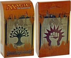 Dragon's Maze Prerelease Kit - Selesnya/Boros
