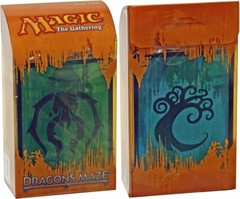 Dragon's Maze Prerelease Kit - Golgari/Simic