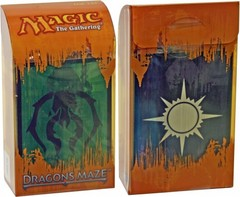 Dragon's Maze Prerelease Kit - Golgari/Orzhov