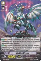 Barking Wyvern - BT09/041EN - R on Channel Fireball