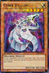 Cyber Dragon - BP02-EN039 - Mosaic Rare - 1st