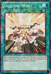 Fighting Spirit - BP02-EN153 - Mosaic Rare - 1st