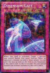 Dimension Gate - BP02-EN213 - Mosaic Rare - 1st