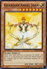 Guardian Angel Joan - BP02-EN026 - Rare - 1st