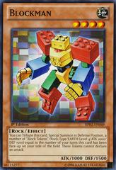 Blockman - BP02-EN049 - Common - 1st