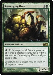 Scavenging Ooze - Duels of the Planeswalkers 2014 Steam Promo