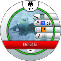 Fighter Jet (B101)