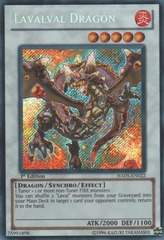 Lavalval Dragon - HA05-EN022 - Secret Rare - Unlimited Edition