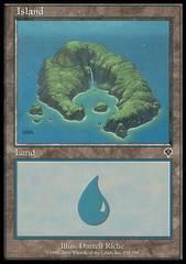 Island (338) - Foil