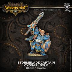 Stormblade Captain