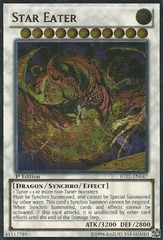 Star Eater - JOTL-EN047 - Ultimate Rare - 1st Edition