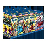 Wolverine and the X-Men Brick of 8 Boosters & 1 Super Booster