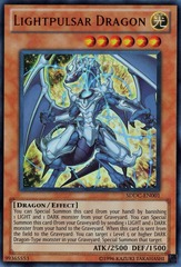 Lightpulsar Dragon - SDDC-EN001 - Ultra Rare - Unlimited