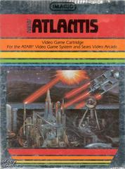 Atlantis (Picture Label - Night Scene)