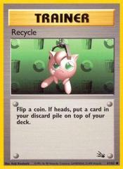 Recycle - 61/62 - Common - Unlimited Edition