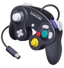 Accessory: Controller 1st Party Black