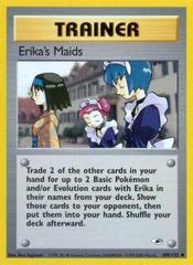 Erika's Maids - 109/132 - Uncommon - Unlimited Edition