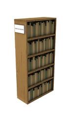 The Bookcase (S001)