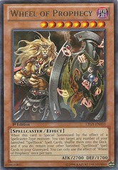 Wheel of Prophecy - LTGY-EN031 - Rare - Unlimited Edition