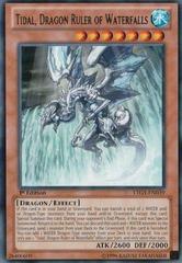 Tidal, Dragon Ruler of Waterfalls - LTGY-EN039 - Rare - Unlimited Edition