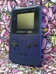 ZSYS Nintendo Game Boy Color Grape