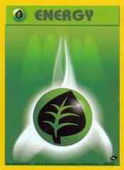Grass Energy - 129/132 - Common - Unlimited Edition