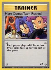 Here Comes Team Rocket! - 71/82 - Rare - Unlimited Edition