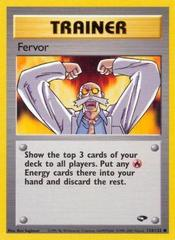 Fervor - 124/132 - Common - Unlimited Edition