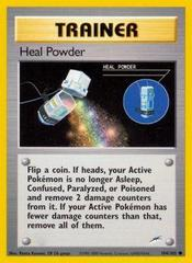 Heal Powder - 104/105 - Common - Unlimited Edition