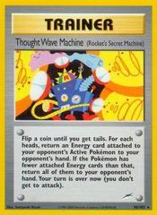 Thought Wave Machine - 96/105 - Rare - Unlimited Edition