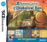 Professor Layton & The Diabolical Box
