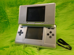 ZSYS Nintendo DS Silver