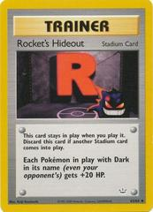 Rocket's Hideout - 63/64 - Uncommon - Unlimited Edition
