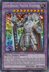 Gem-Knight Master Diamond - HA07-EN059 - Secret Rare - Unlimited Edition