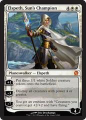 Elspeth, Sun's Champion - Foil