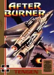 After Burner (Tengen - Black Cartridge)