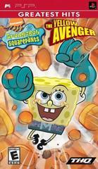 Spongebob Squarepants The Yellow Avenger
