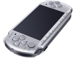 Sys: Psp 3000 Mystic Silver Playstation Portable