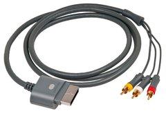 Accessory: AV Composite Cables XBox 360