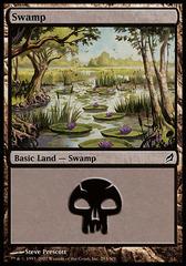 Swamp (293) - Foil on Channel Fireball