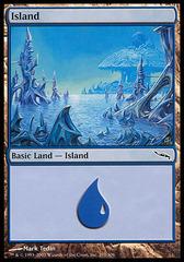 Island (291) - Foil