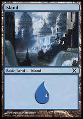 Island (371) - Foil