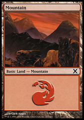 Mountain (377) - Foil