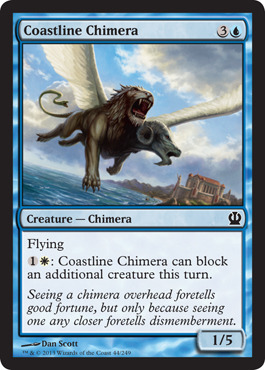 Coastline Chimera - Foil