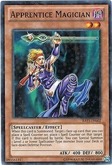 Apprentice Magician - BATT-EN002 - Starfoil Rare - Unlimited Edition on Channel Fireball