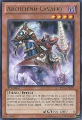 Archfiend Cavalry - JOTL-EN030 - Rare - Unlimited Edition on Channel Fireball