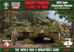 M36 Tank Destroyer Platoon